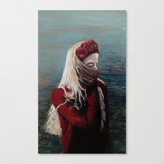 Girl #1 Canvas Print