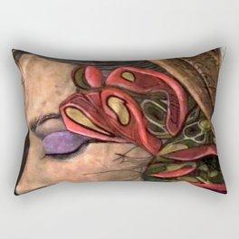 MARIA TRISTE Rectangular Pillow