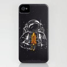 Space Popscicle Slim Case iPhone (4, 4s)