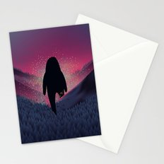 Never Look Back Stationery Cards