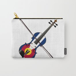 Colorado Fiddle Carry-All Pouch