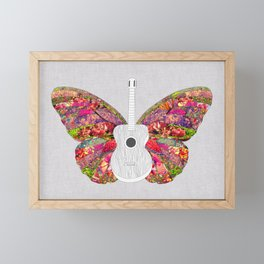 No Strings Attached Framed Mini Art Print