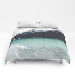 Lake Louise Reflections  Comforters