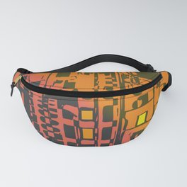 Where Are YOU / Density Series Fanny Pack