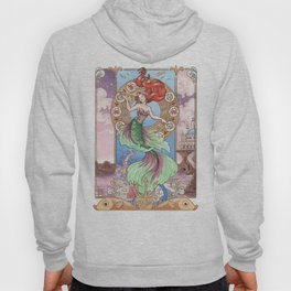 Every Girl Is A Princes 01: Andersen's The Little Mermaid Hoody