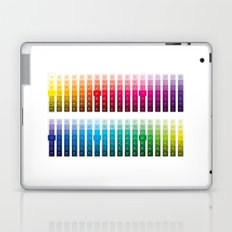 Color Grid Laptop & iPad Skin