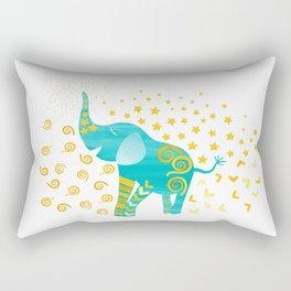 Lucky Elephant – Magic Villa Rectangular Pillow