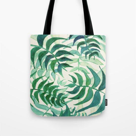 Botanical vibes Tote Bag
