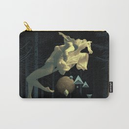 At night in the forest Carry-All Pouch