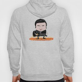 Johnny Cash - Funny Cubes Series Hoody