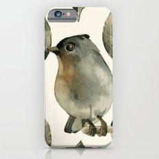 Grey Birdy iPhone 6s Slim Case
