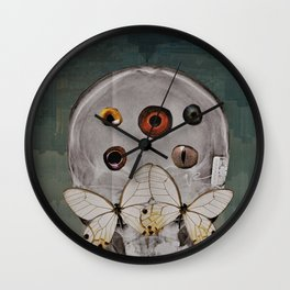 We See All Wall Clock