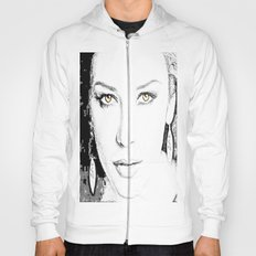 Catherine Zeta Jones Face2 Hoody