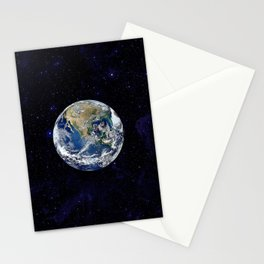 The Earth Stationery Cards