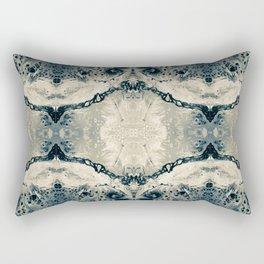 Sepia Star of Twighlight Rectangular Pillow