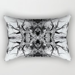 Gnarled Sleep of Forest Giant Rectangular Pillow