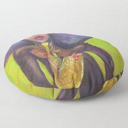 The Jazzsinger Floor Pillow