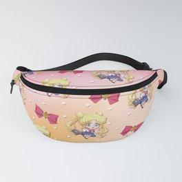 Chibi Usagi Pattern Fanny Pack