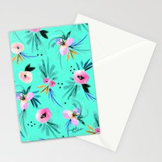 Calypso Floral Stationery Cards