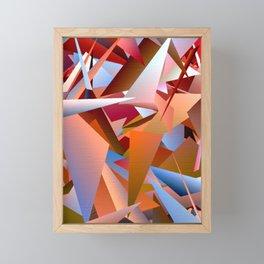 Splinter Group Framed Mini Art Print