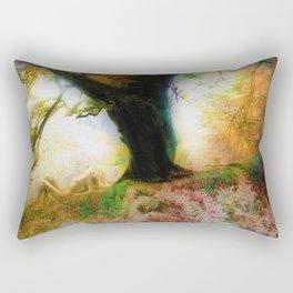 Maid in Britain (Tayside/Scotland) Rectangular Pillow