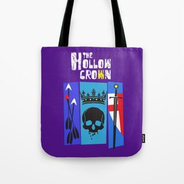 The Hollow Crown Tote Bag