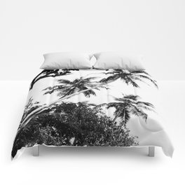 Cave trees Comforters