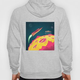 FLYING SAUCERS ATTACK Hoody
