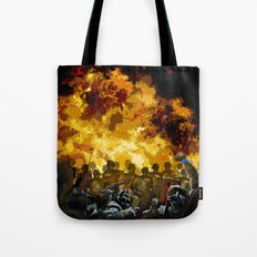 Oppression Tote Bag