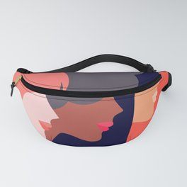 Together, we can  #girlpower Fanny Pack