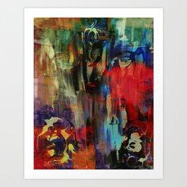 Wrath Hybrid Art Print