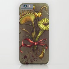 Carnivorous Bouquet Slim Case iPhone 6s