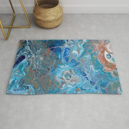 Seaspray Lagoon Rug