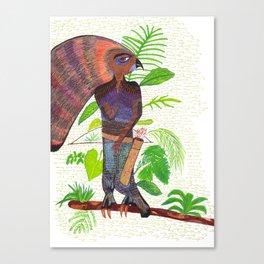 Oxossi Canvas Print