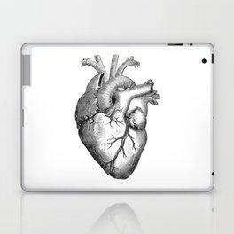 Real Anatomical Human Heart Drawing Laptop & iPad Skin