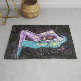 Love is a Vortex - Chakra Spiritual Kundalini Yoga Sex Rug