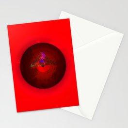The World Through One Eye 0001c Stationery Cards
