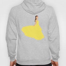 A Beauty But a Funny Girl Hoody