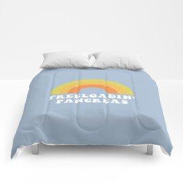 Freeloadin' Pancreas Comforters