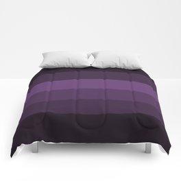 Deep Lavender Dream 2 Comforters