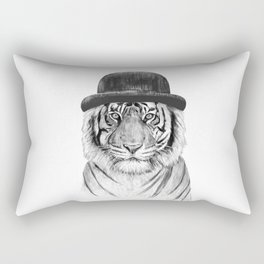 Welcome to the jungle Rectangular Pillow