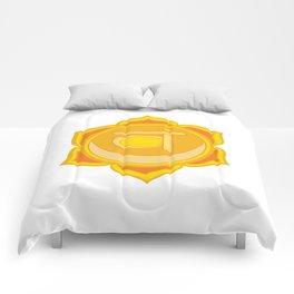 Sacral Chakra Svadhishthana Chakra Comforters