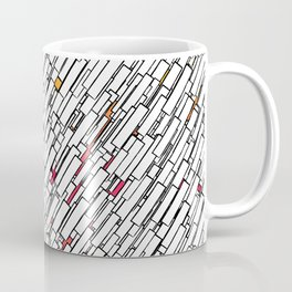 Geometric Abstract Coffee Mug