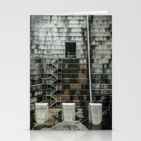 industrial Stationery Cards featuring Industrial  by Novella Photography