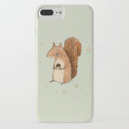 Sarah the Squirrel iPhone Case