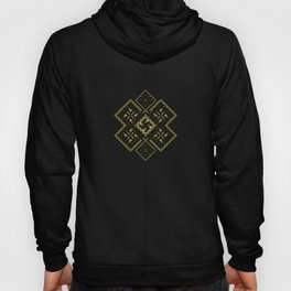 Solar signs. Ancient ornament. Sacred geometry Hoody