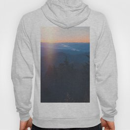 Sunrise in Smoky Mountains National Park Hoody