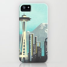 Seattle Space Needle Slim Case iPhone (5, 5s)
