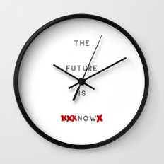 The future is now Wall Clock