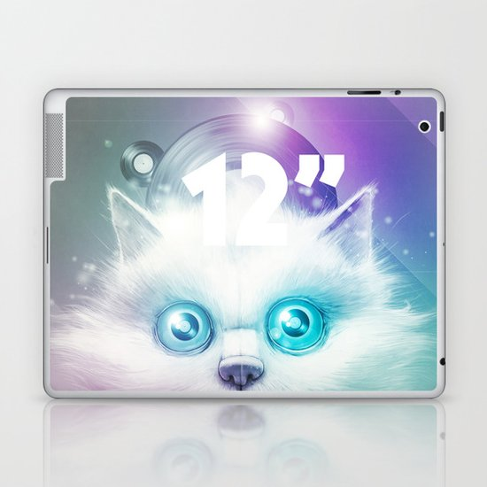 "Disco 12"" Laptop & iPad Skin"